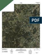 Topographic Map of Wheelock