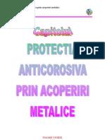 Protectia Anticorosiva Prin Acoperiri Metalice