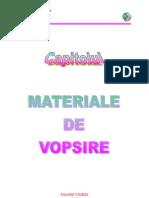 Materiale de Vopsire