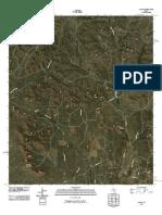 Topographic Map of Sanco