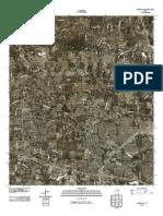 Topographic Map of White Oak