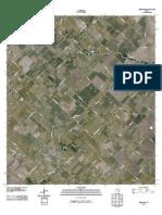 Topographic Map of Needville