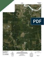 Topographic Map of Negley