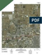 Topographic Map of Katy