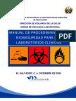 SV Manual de Bioseguridad en Laboratorios Clinicos