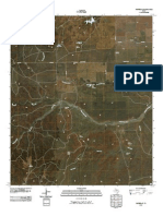 Topographic Map of Whiteflat