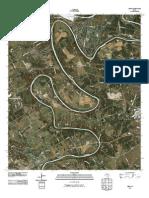Topographic Map of Nemo