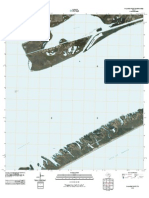 Topographic Map of Palacios Point