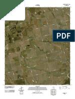 Topographic Map of Tolbert
