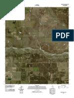 Topographic Map of Kelton SE