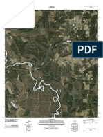 Topographic Map of Magnolia Springs
