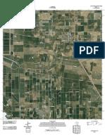 Topographic Map of Santa Rosa