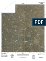 Topographic Map of Palomas Ranch