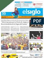 Edicion Impresa El Siglo La Victoria Lunes 30072012