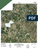 Topographic Map of La Paloma