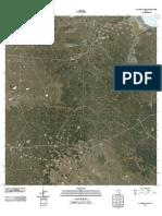 Topographic Map of La Parra Ranch