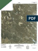 Topographic Map of La Parra Ranch SE