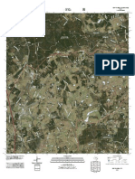 Topographic Map of New Waverly