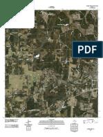Topographic Map of Jasper West