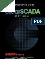 ClearSCADA Getting Started