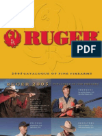 2005 Ruger Firearms Catalog