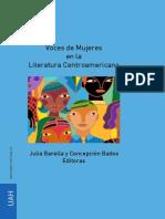 Voces de mujeres en la literatura centroamericana