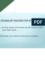 Vocab Build Ng