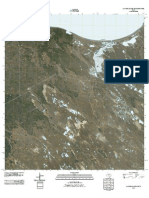 Topographic Map of La Parra Ranch NE