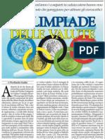 L'olimpiade delle valute (Fonte