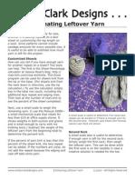 Estimating Yarn