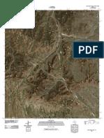 Topographic Map of Marathon Gap
