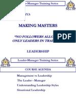 1 Leadership