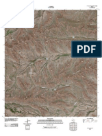 Topographic Map of F C Ranch