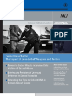 Police Impact Less Lethal Weapons & Tactics