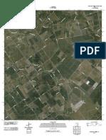 Topographic Map of Marcado Creek