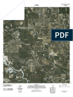 Topographic Map of Outlaw Pond