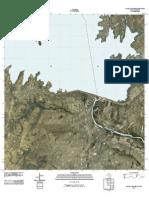Topographic Map of Falcon Village