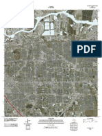 Topographic Map of Pasadena