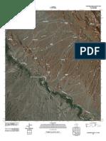 Topographic Map of Schroder Arroyo