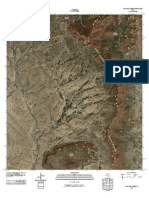 Topographic Map of Paso Del Norte