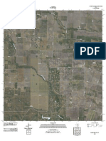 Topographic Map of Kingsville NW