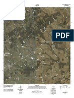 Topographic Map of Normangee