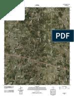 Topographic Map of Garner