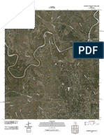 Topographic Map of Hammetts Crossing