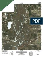 Topographic Map of Echo
