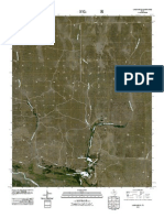 Topographic Map of Lake Marvin