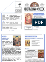Le Petit Journal Orthodoxe 26