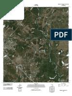 Topographic Map of Ferguson Crossing