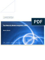 Experimentus TMMi Oct 09 Presentation v2.0