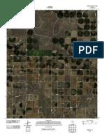 Topographic Map of Fieldton